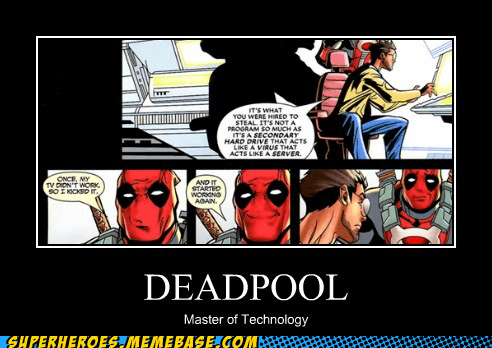 deadpool kick Super-Lols technology - 5682127616