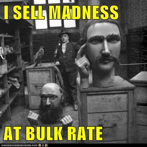 Bulk historic lols madness sculpture vintage wtf