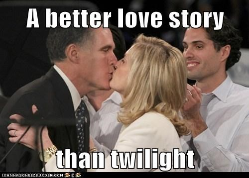 Mitt Romney political pictures twilight - 5682902272
