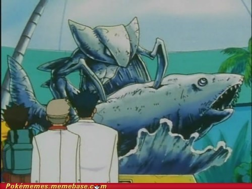 anime fossils gen 1 kabutops museum shark sharpedo tv-movies - 5683045120