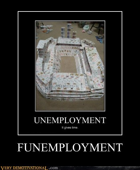 cards fun hilarious unemployment - 5683606528