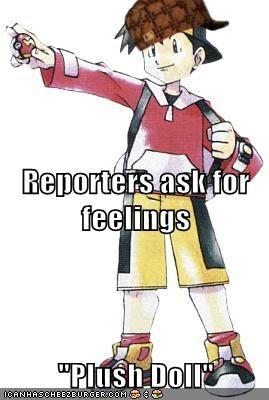 interviewee Memes plush doll pokemon trainer scumbag - 5683739136