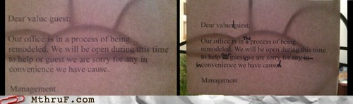 correcting its-important proofreading proper grammar - 5683924480