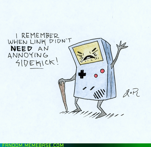 best of week Fan Art gameboy old sidekick - 5684153088