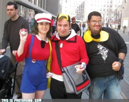 cosplay,Pokémon,Street Bomb