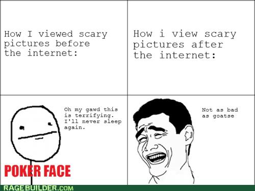 internet poker face Rage Comics yao ming - 5685094912