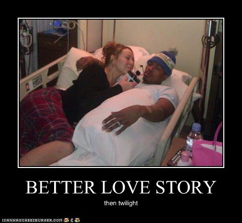 BETTER LOVE STORY then twilight