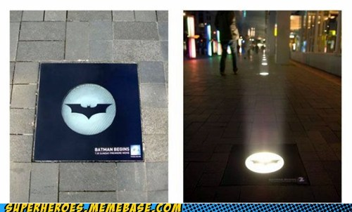 batman Random Heroics signal wtf - 5685422848