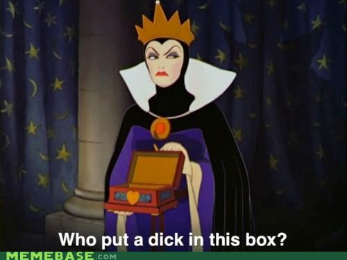 in a box Justin Timberlake Memes SNL snow white - 5685451776