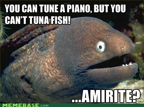 eels jokes tunafish - 5685940736