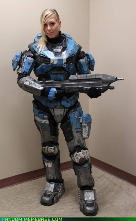 cosplay halo spartan video games - 5686062848