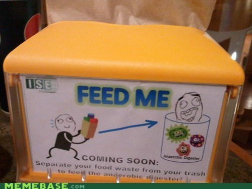 feed food IRL evolution The Internet IRL waste - 5686141184