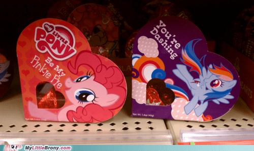 IRL ponies Valentines day youre-dashing - 5686428928