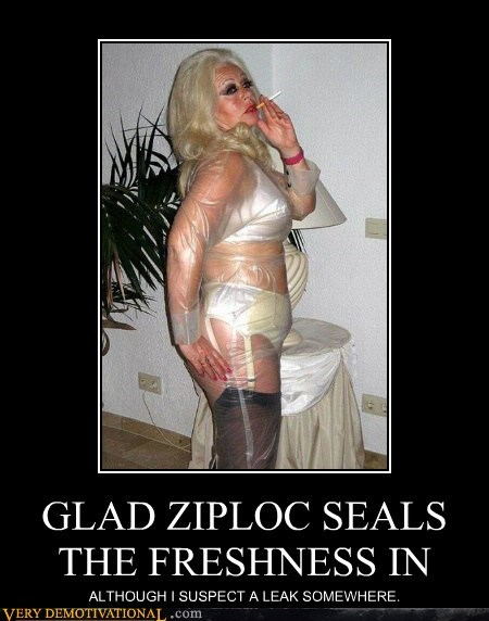 fresh glad hilarious seal ziploc