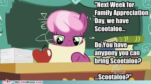 bad teacher cheerilee cheerilee meme Scootaloo teacher - 5686533888