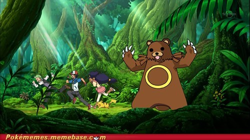 anime,crossover,meme,pedobear,tv-movies,ursaring