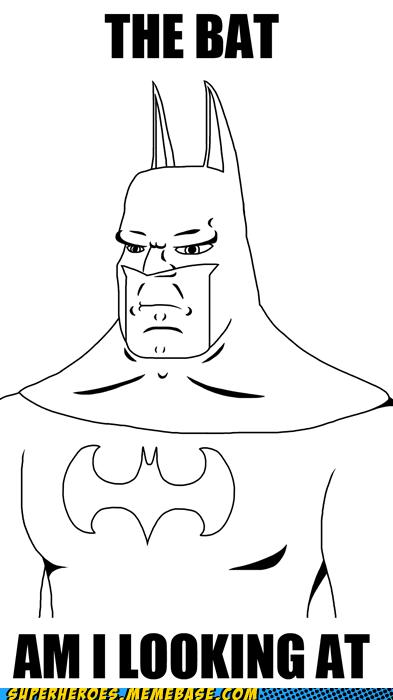 Awesome Art batman no idea wtf - 5687759104