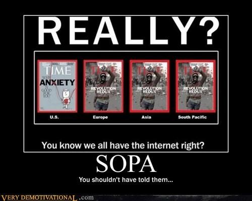 Censored by SOPA