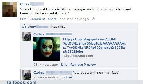 joker not what he meant quotes smile - 5688469248