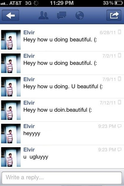 beautiful bro creep facebook facebook chat flirting hitting hitting on - 5688596224