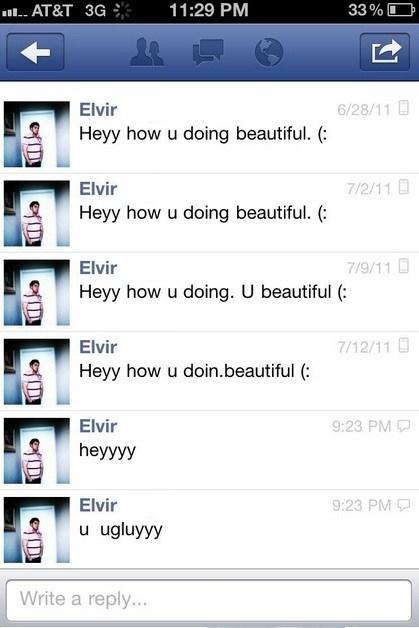 beautiful bro facebook facebook chat flirting hitting - 5688596224