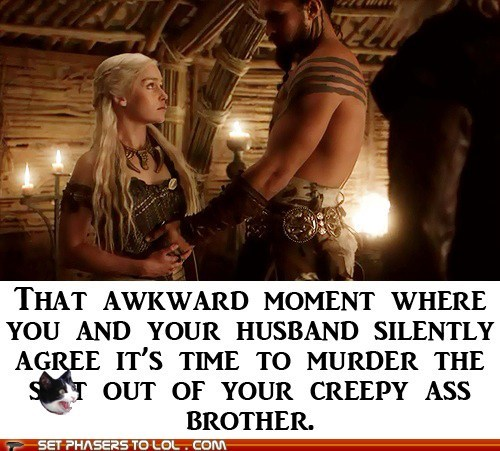a song of ice and fire Daenerys Targaryen Emilia Clarke Game of Thrones Khal Drogo - 5688877568