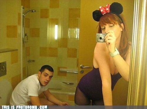 awesome,best of week,girl,minnie mouse,piss,sexy,taking a dump