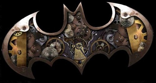 batman concept art Steampunk superheroes video games - 5689135104