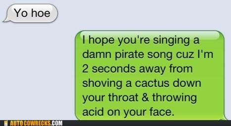 acid cactus ho Pirate yo ho ho - 5689180928