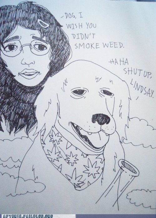 bong,crunk critters,dogs,high,pot
