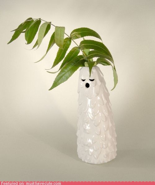 face sweet tree vase - 5689315328