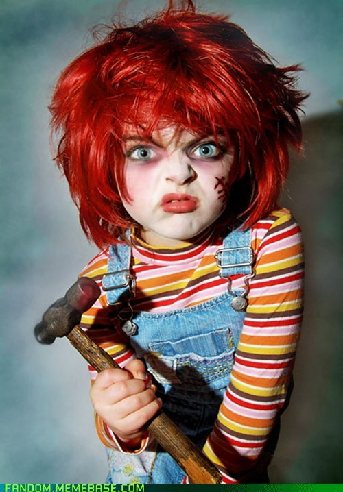 childs play Chucky cosplay horror kids - 5689369088