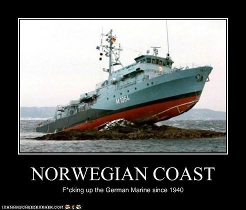 Norwegian Coast Cheezburger Funny Memes Funny Pictures