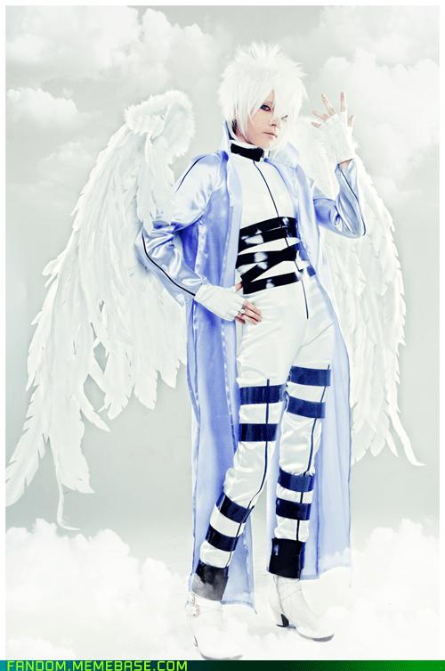 Byakuran cosplay manga reborn - 5690094080