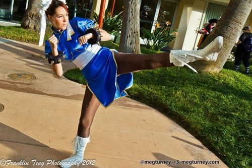 chun li,cosplay,cosplay corner,meg turney,street fighter 2,video games