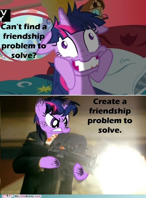 comic comics create a problem lesson zero twilight sparkle - 5691429888