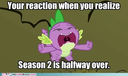 my little pony noooooooo season 2 spike TV - 5692045056