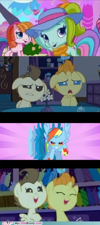 baby cakes comic comics rainbow dash reaction babies - 5692216064
