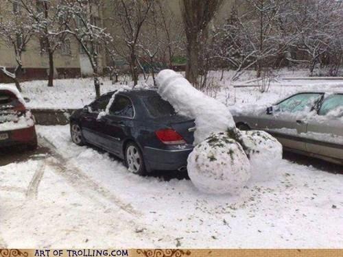 IRL peen snow that looks naughty - 5693273856