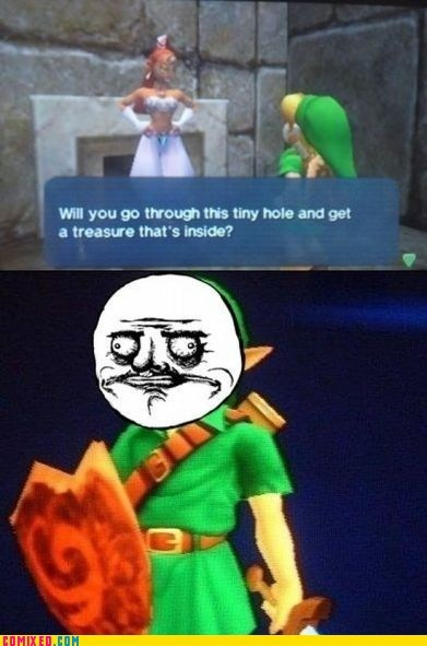 great fairy innuendo link me gusta video games zelda - 5693403648