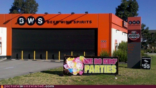 beer kids parties spirits wine wtf - 5693769984