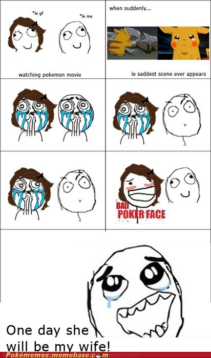 dont-cry movie love rage comic Rage Comics saddest scene - 5693798656