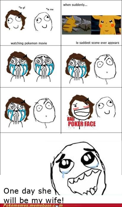 dont-cry movie love rage comic Rage Comics saddest scene - 5693798656