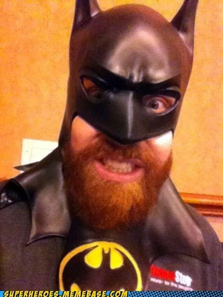 batman beard mask Super Costume - 5693972224