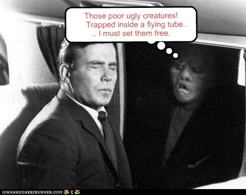 episode free gremlin Shatnerday twilight zone William Shatner - 5694863104
