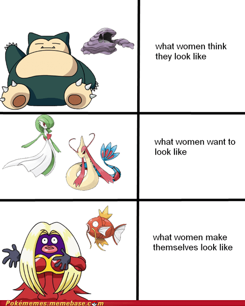best of week duck face girls make up Memes Pokémon ugh women women logic - 5695641600