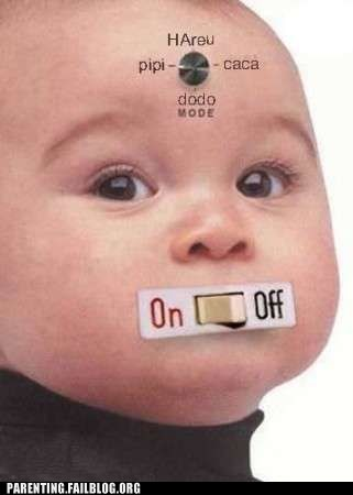 Babies,if only,on off switch,simple,so loud