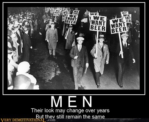 beer hilarious men prohibition