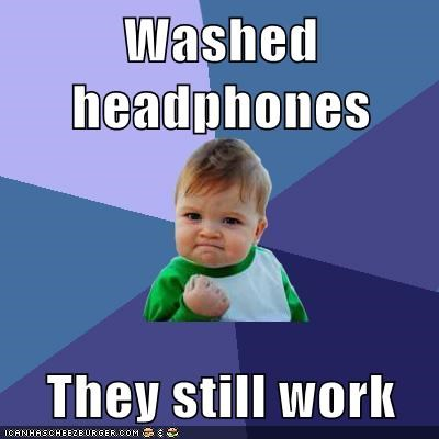 headphones success kid work - 5696386048