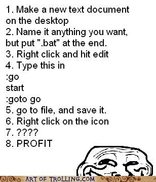 bat,computer,profit